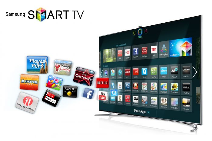 writing apps for samsung smart tv Facebook, twitter, pandora and youtube apps are available for most smart tvs so i don't see why samsung electronics should be talking about the 8.