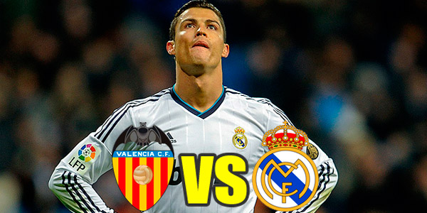 Ver Real Madrid vs Valencia online gratis movil