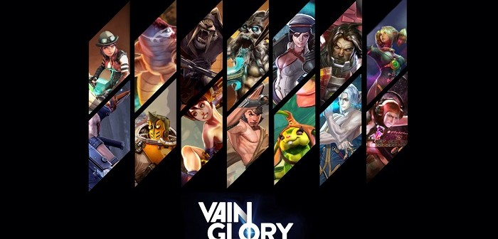 vainglory leage of legends android