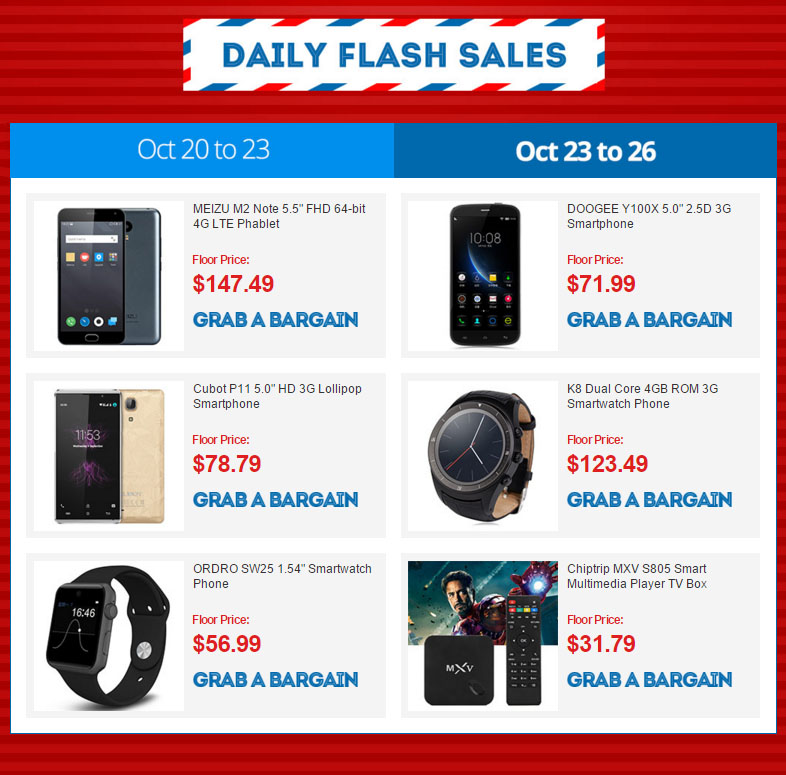 ofertas daily everbuying 23-26 oct