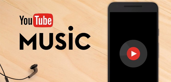 Google lanza YouTube Music para iOS y Android