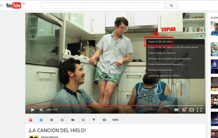 Youtube descargar 1