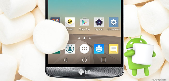 LG G3 se actualiza a Android 6.0 Marshmallow