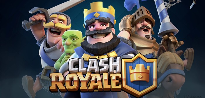 Descargar Clash Royale, de los creadores de Clash of Clans