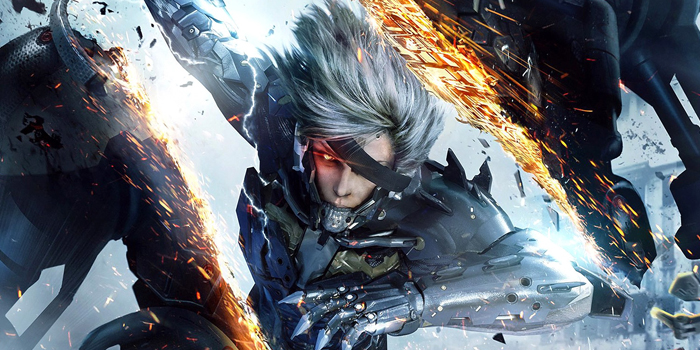 metal gear rising revengeance 1
