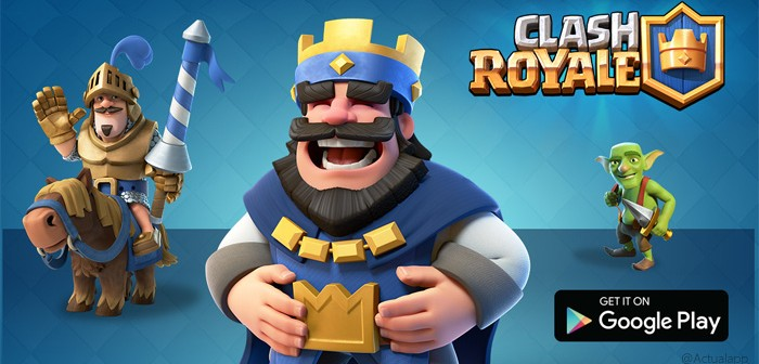 Clash Royale para Android ya disponible bajo registro