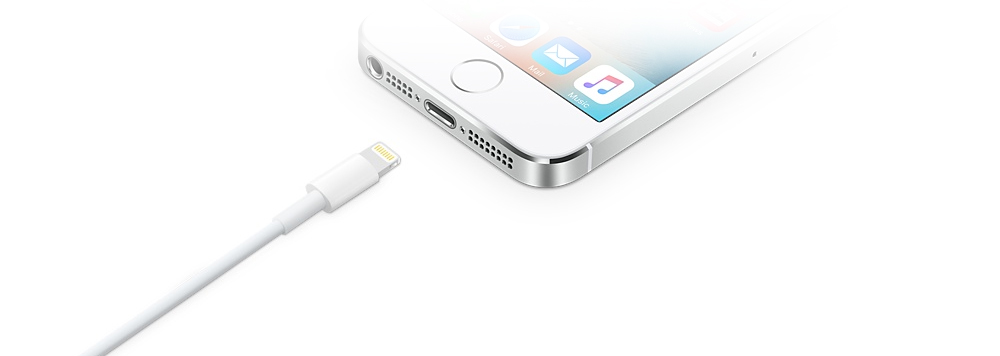 iphone conector lightning