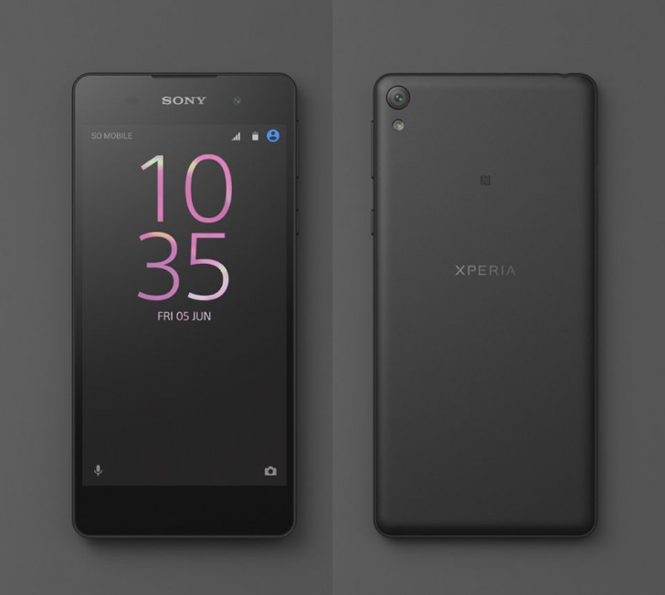 Sony Xperia E5 post facebook eliminado