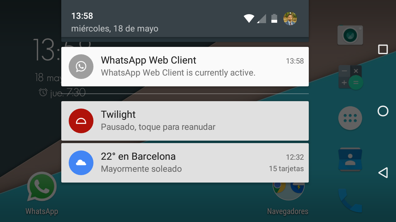 WhatsApp notificacion sesion Screenshot_20160518-135839 - copia