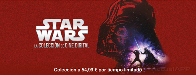 star wars coleccion 54e itunes dia star wars 2016 copia