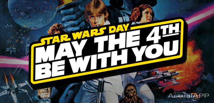 star wars day may 4th actualapp portada