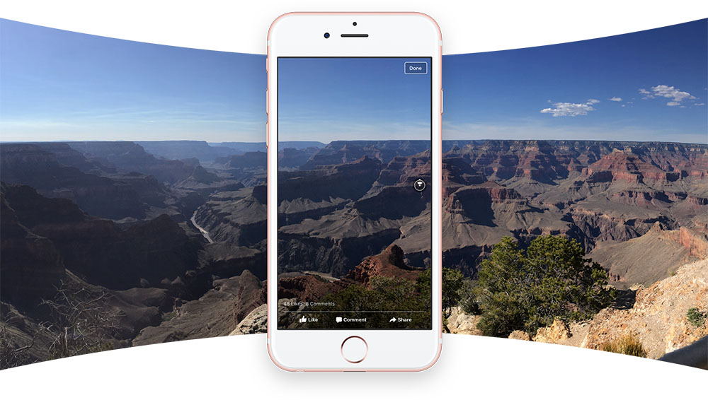 Grand Canyon - Full Screen Panorama copia