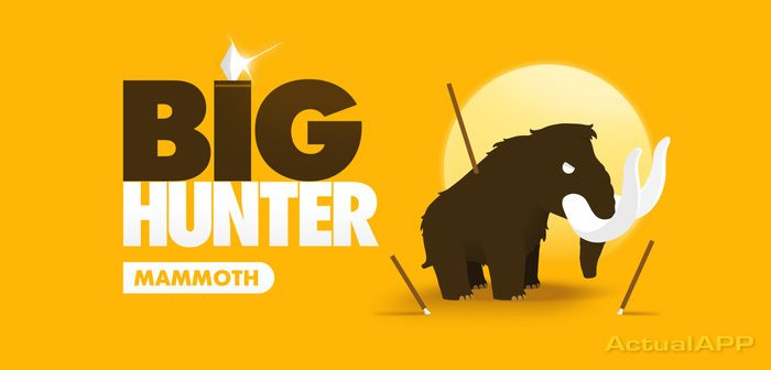 big hunter mamooth actualapp portada