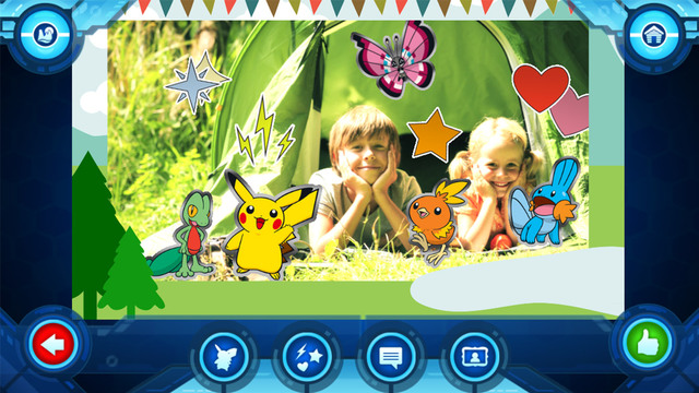 campamento pokemon 2 screen640x640
