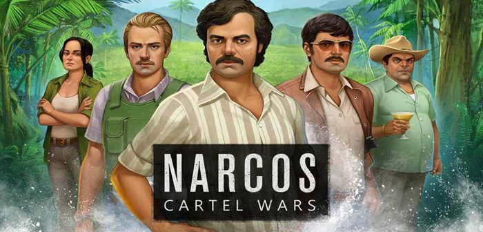 Narcos Cartel Wars