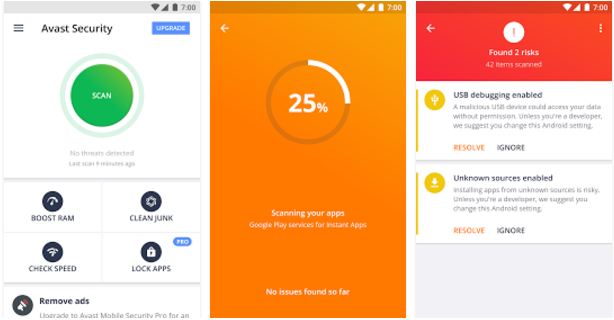 mejor antivirus gratis para android 2017