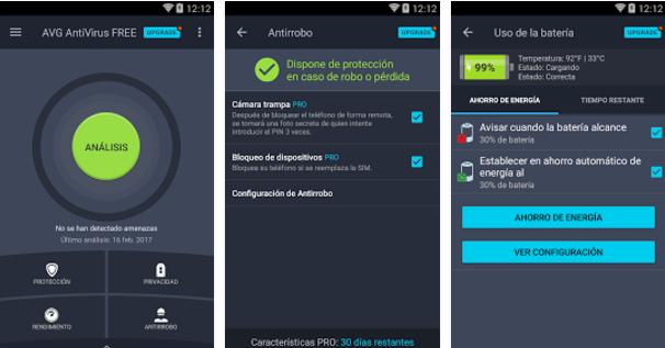 mejores antivirus gratis para android