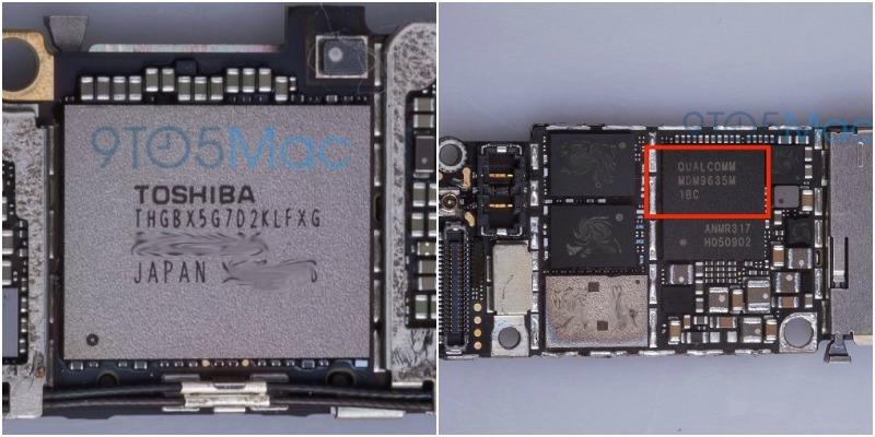 Iphone 6s collage placa