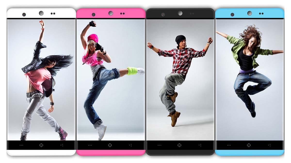 KingZone N5 en sus diferentes colores.