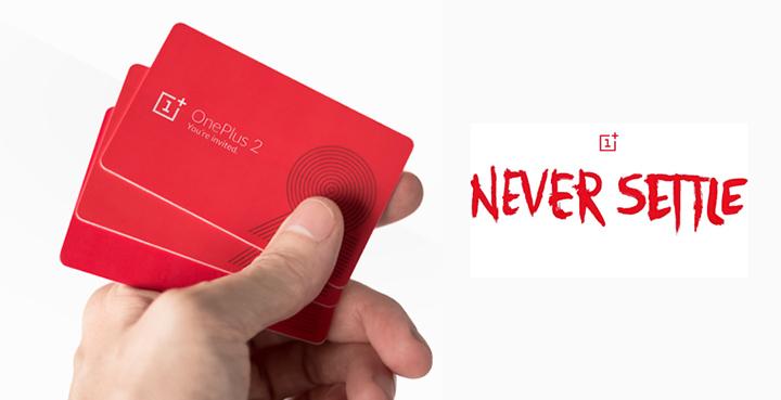 OnePlus 2 Invitaciones