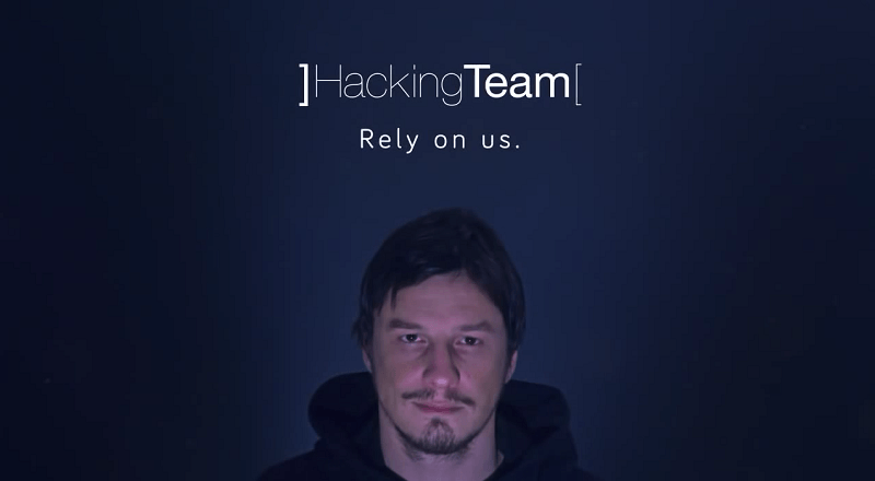 RCS android hacking team malware