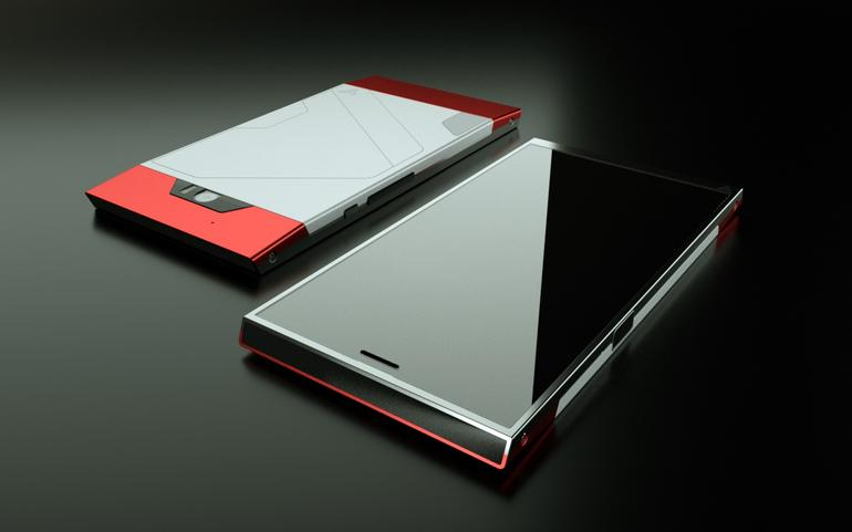 turing phone images