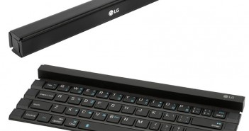 LG Rolly Keyboard