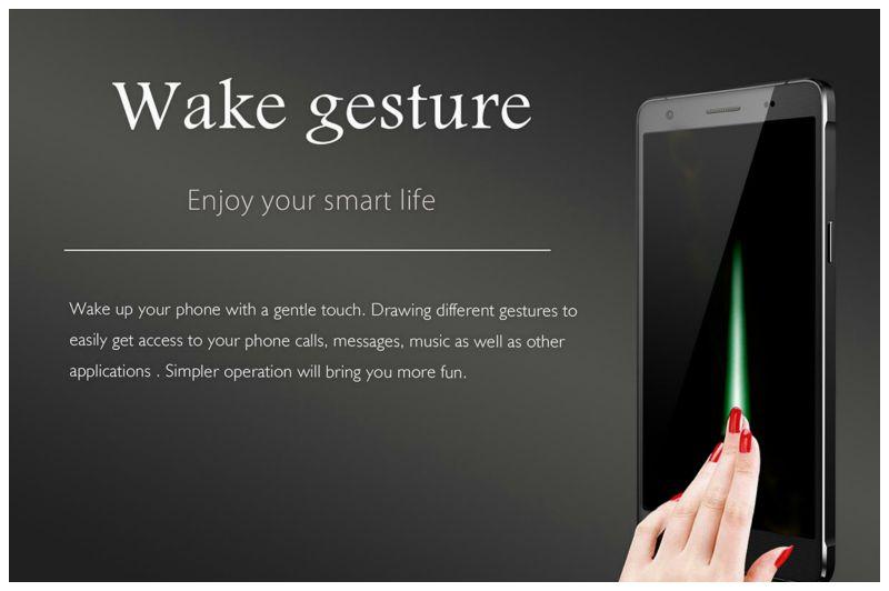 Mstar M1 Pro Wake gesture