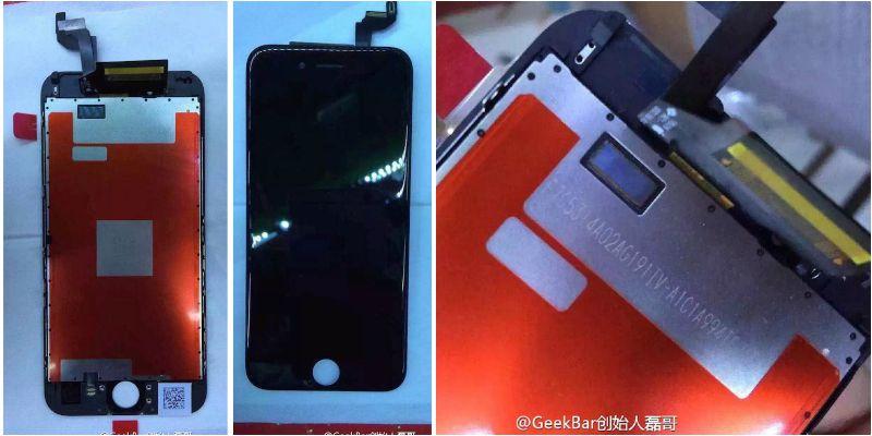Imagen iphone 6s y Iphone 6s Plus filtraciones