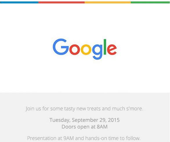 Google 29 sep
