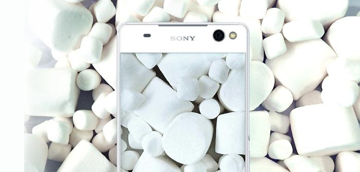 smartphones de Sony que actualizarán a Android 6
