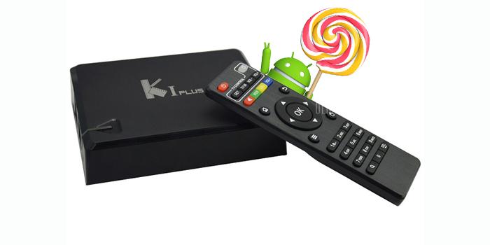 ACEMAX Ki Plus, una TV Box por menos de 45€