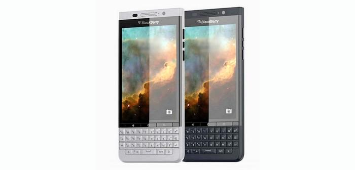 Se filtran imágenes de la segunda BlackBerry con Android