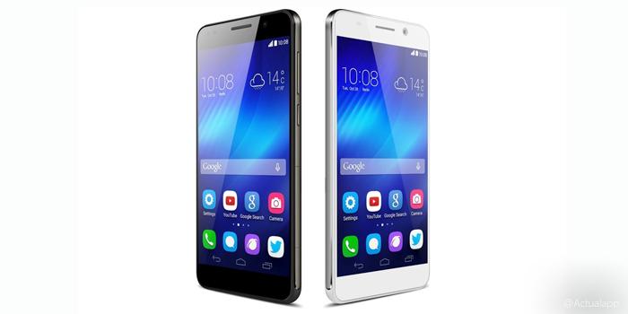 Huawei Honor 6, el potente móvil, de oferta con dos regalos