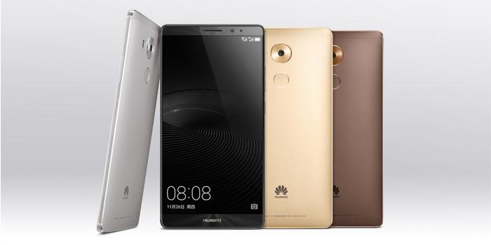 ¡El Huawei Mate 8 ya es oficial! Así es esta bestia parda
