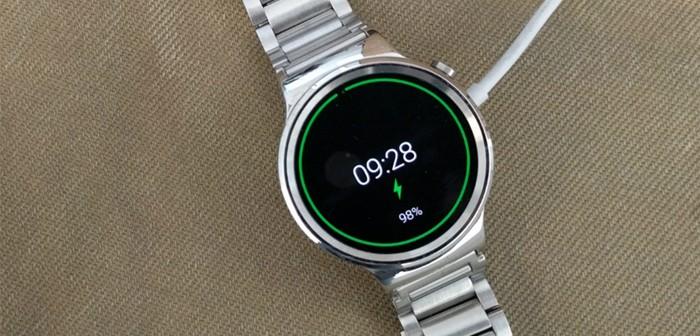 El Huawei Watch se actualiza con Watch Faces personalizables