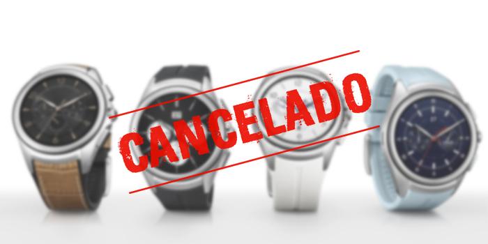 LG Watch Urbane 2 retirado del mercado