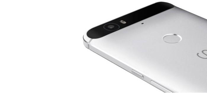 Nexus 6P cristal trasero