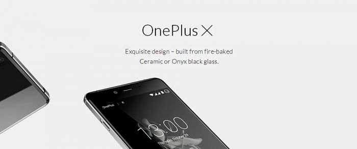 OnePlus X Everbuying