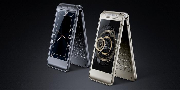 Samsung W2016, el smartphone tipo concha ya es oficial