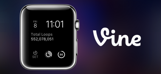 Vine para Apple Watch (2)