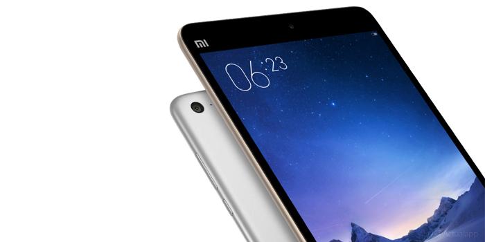 Xiaomi Mi Pad 2, la nueva tablet de Xiaomi con 7,9 pulgadas