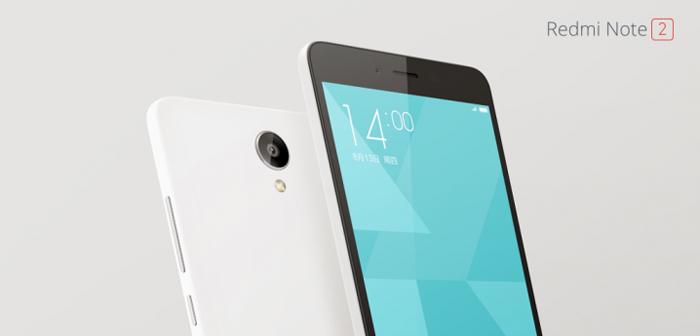 Xiaomi Redmi Note 2 Prime, la versión vitaminada del Redmi Note 2