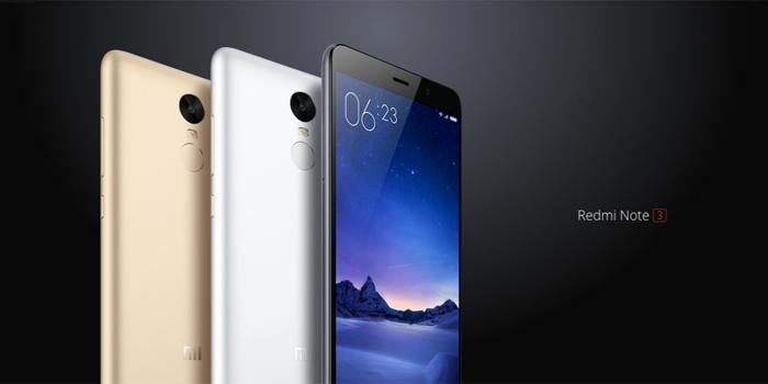 Xiaomi Redmi Note 3 ya en preventa ¡Resérvalo cuanto antes!