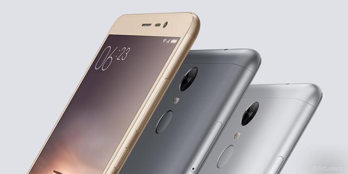 ¡Xiaomi Redmi Note 3 presentado oficialmente!