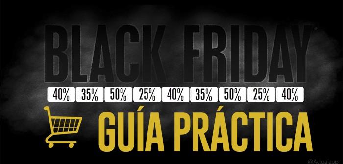 Black Friday: Guía práctica para comprar con cabeza