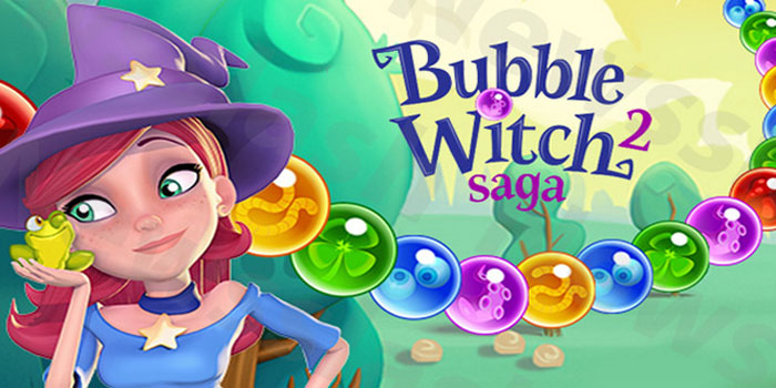 bubble witch saga 2