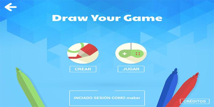 dibuja tu juego