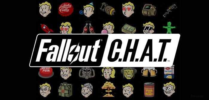 La nueva app de Fallout se llama Fallout C.H.A.T y viene a animar el cotarro (iOS, Android)