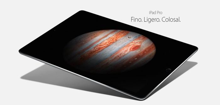 El nuevo iPad Pro ya está a la venta desde 899€